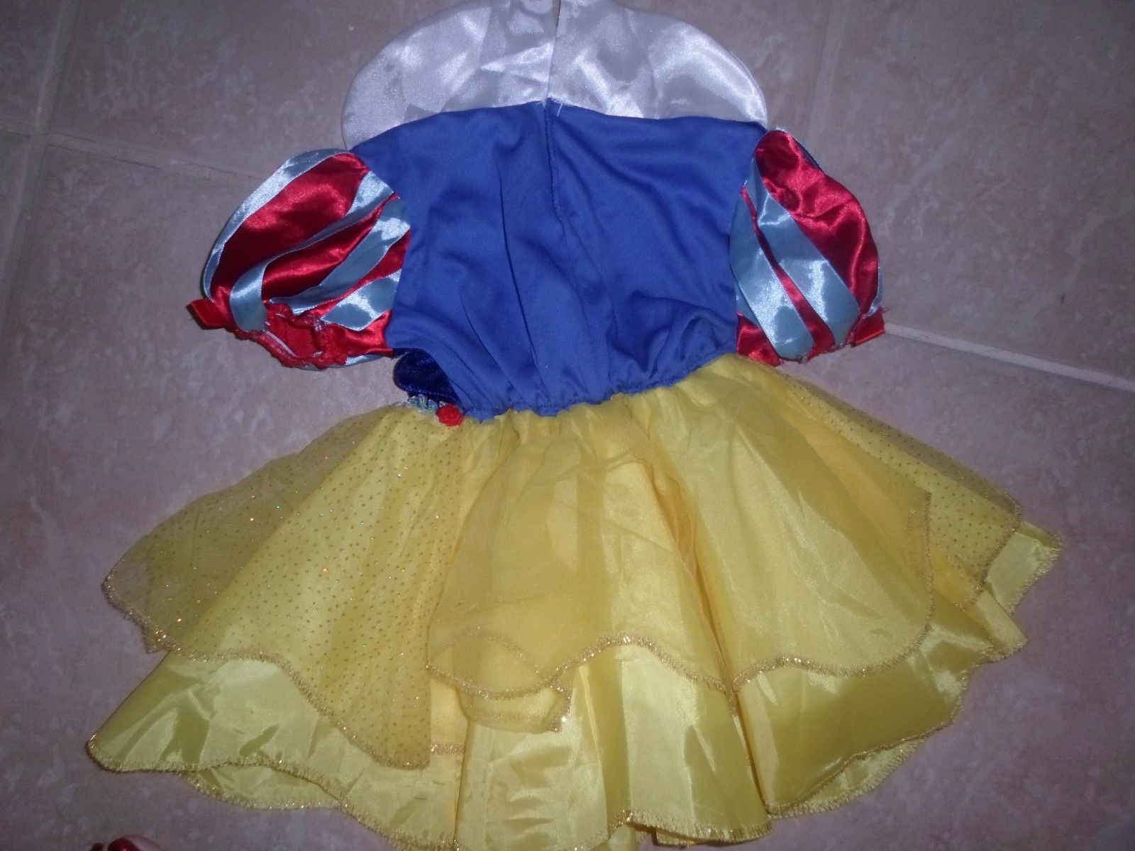 Snow White Girls Disney Store Dress Costume and 50 similar items