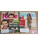 People Magazine LOT (Dec 30 2019, Jan 20 2020) Property Brothers/Power Suit - $5.50