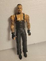 "The Undertaker 7.5"" Wrestling Action Figure WWE WWF - Mattel 2011 - $11.86"
