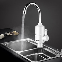 2000W Bathroom Kitchen Instant Hot Water Tap Electric Water Faucet Tankl... - $68.78