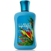 Bath & Body Works Hawaii Coconut Body Lotion DISCONTINUED RARE New - $39.60