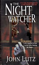 The Night Watcher By John Lutz - $3.50