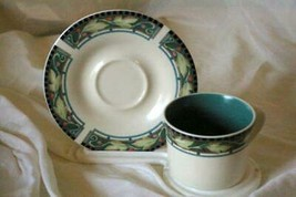 Pfaltzgraff Forest Cup And Saucer Set - $5.39