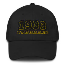 Steelers hat / 1933 Steelers / Steelers 1933 Cotton Cap image 1