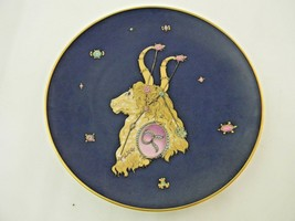 Zodiac Taurus Plate Hutschenreuther Ole Winther Germany 1979 In Box       - $29.65