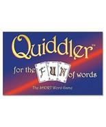 Quiddler Word Game - $9.29
