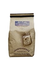 Independence Coffee Co. Jet Fuel Intense and Heavy Body, Dark Roast Whole Bean C - $34.97