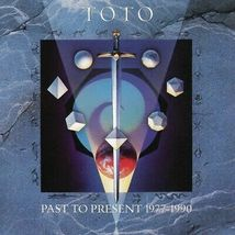 Toto  (Past to Present 1977-1990) CD - $5.50