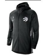 Nike Men's NBA Toronto Raptors Sz XXL-Tall Therma Flex Gray Showtime Hoo... - $116.62