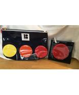 Estee Lauder Lisa Perry Vinyl Makeup Bags - $9.49