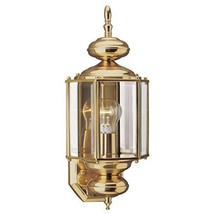 Sea Gull Lighting 8510-02 Classico One-Light Outdoor Wall Lantern Outsid... - $191.76