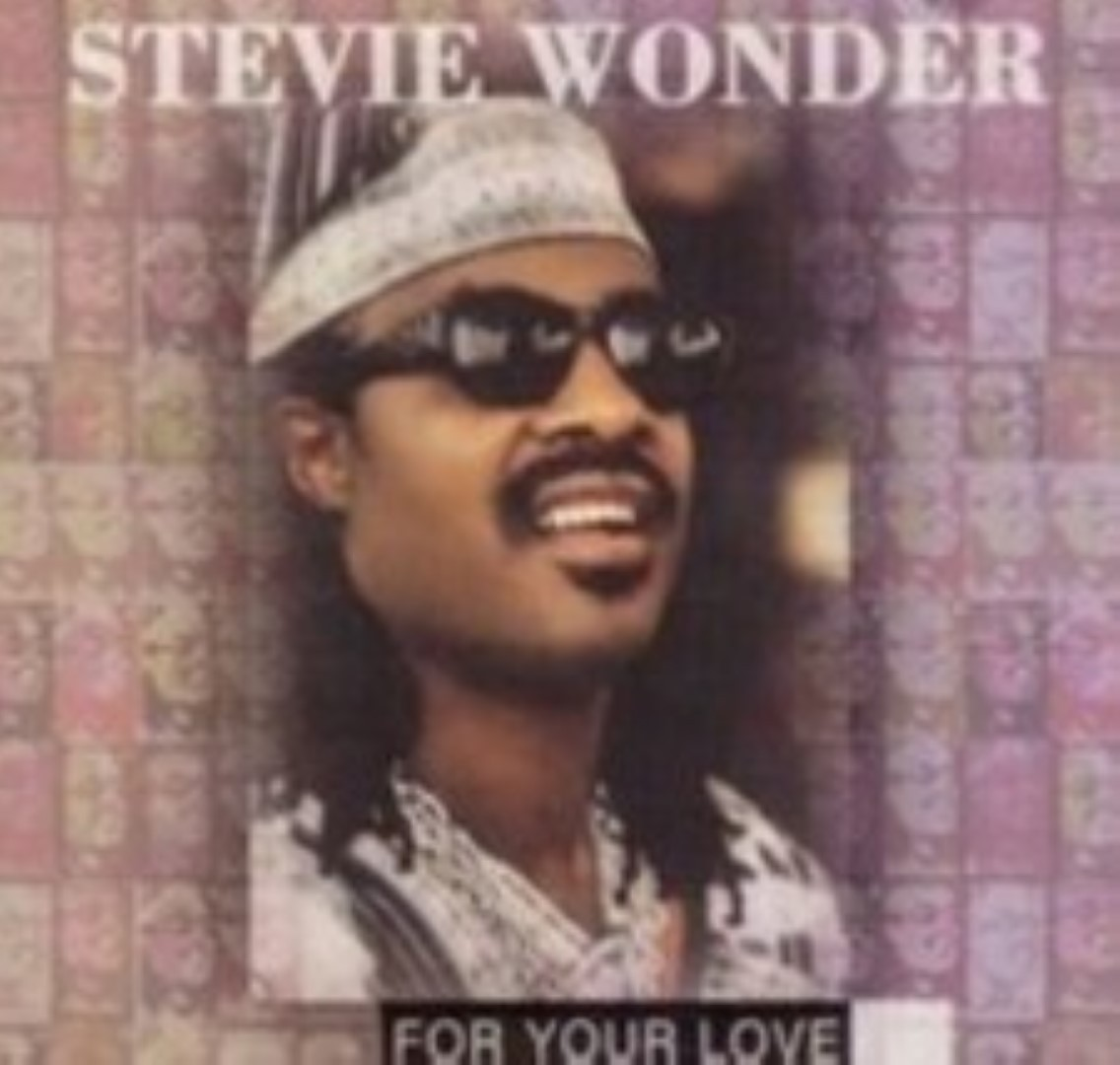 For Your Love by Wonder, Stevie Cd