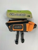 Outward Hound Pet Saver Life Jacket XXS Up to 11 LBS Adjustable Life Pre... - $27.26