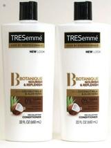 2 Tresemme 22oz Botanique Coconut Milk Aloe Vera Nourish & Replenish Conditioner - $30.99