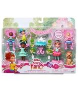 NEW SEALED 2019 Disney Fancy Nancy Tea Party Figurine Set 6 Figures - $23.12