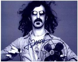 FRANK ZAPPA  Authentic Original AUTOGRAPHED SIGNED PHOTO w/ COA 35029 - $225.00