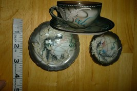 Occupied Japan MORIAGE DRAGONWARE 4 Pc Lot - $19.99