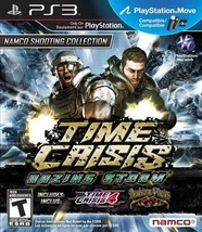 Time Crisis: Razing Storm - Playstation 3 [video game] - $8.89