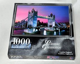 Classic Treasures: London England Jigsaw Puzzle 1000 Pieces - $17.81