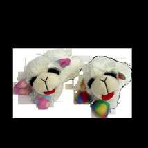 Multipet Lamb Chop Plush Dog Toy, Small, Colors May Vary- 1 Toy - $4.95