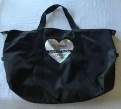 Victoria's Secret 2014 Fashion show Getaway Weekend Travel Gym Tote Duffle Bag - $23.02