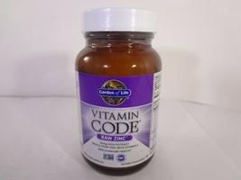 Garden of Life Vitamin Code Raw Zinc - 60 Vegan Capsules *READ* [VS-G] - $19.64