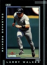 2002 Fleer Genuine #82 Larry Walker - $2.49