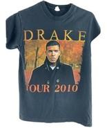 Drake Tour 2010 Concert Light Dreams & Nightmares T-Shirt Size S - $24.74