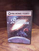 The Creation of the Universe DVD, used, from PBS Home Video, from 1985 - $6.95