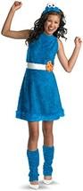 Sassy Cookie Monster Sesame Street Tween Costume - $25.06