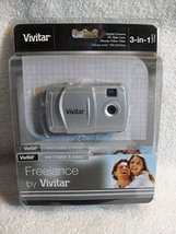 Vivitar Freelance 3-in-1 Digital Camera, Web Cam, Video Camera - BRAND NEW - $20.38
