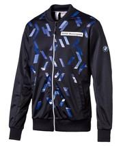 Puma Bmw Motorsport Men's Classic Track Sports Jacket Team Blue 57278801 - $75.00