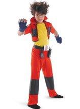 Bakugan Dan Costume Child Small 4-6 - $24.99