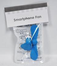 Smartphone Fan Blue - $15.75