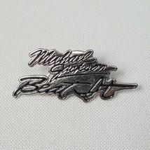 Michael Jackson Signature Retro Who's Beat It Pin  - $18.52
