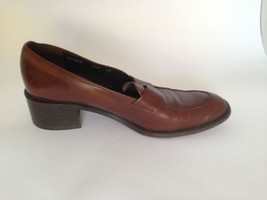 Cole Haan Italian Leather Brown Loafer Style shoes 9.5 - $24.09