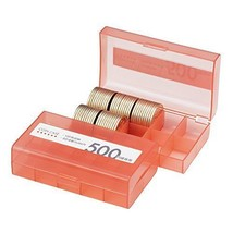 Open industrial coin 500 yen coins (100 sheets storage) M-500W - $5.47