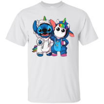 Stitch and Unicorn We Are Best Friends G200 Gildan Ultra Cotton T-Shirt - $19.00+