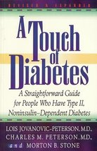 A Touch of Diabetes: A Straightforward Guide for People who have Type 2 ... - $31.99