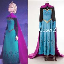 Custom-made Elsa Coronation Dress - $139.00