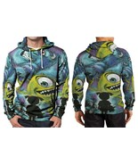Monster Inc Boo Art Hoodie Fullprint Men - $44.99