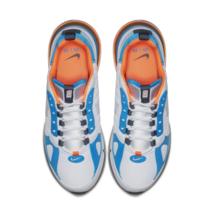 Nike Air Max 270 Futura White Blue Total Orange AO1569-100 Mens Shoes image 5