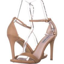 Steve Madden Stecy Ankle Strap Dress Sandals, Blush 011, Blush, 8 US - $40.31