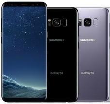 "Samsung Galaxy S8 64GB - 4G LTE  (FACTORY UNLOCKED) 5.8"" SM-G950W Smartphone"