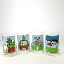 Arby's Glasses Gary Patterson 1982 Vintage Sports Tennis Golf Ski Pool S... - $26.73