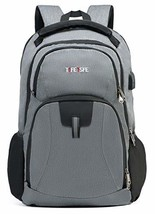 Extra Large Backpack, TSA Friendly Travel Backpack with USB Charging Port/Earpho