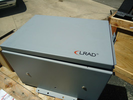 LRAD Long Range Accoustic Device Control Cabinet & Battery Cabinet NEW  - $2,475.00