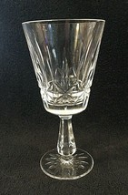 "Older Waterford Rosslare Cut Claret Wine Goblet Crystal Glass 6"" Excellent Shape - $39.11"