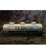 "CROWN MODEL PRODUCTS TEXACO OIL TANKER ""HO"" SCALE 2 RAIL TRAIN CAR #C151 - $39.59"
