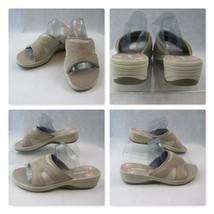 Easy Spirit Shalfster Womens Slip-on Sandals Sport Comfort Size 7.5 Medi... - $18.98